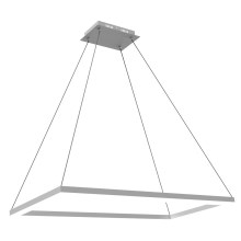Brilagi - LED-lühter nööriga CARRARA 80 LED/40W/230V