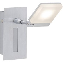 Brilliant - LED Kohtvalgusti seinale PLAXICO LED/6W/230V