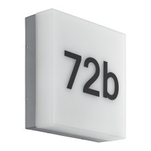 Eglo 97289 - LED House number CORNALE LED/8,2W/230V