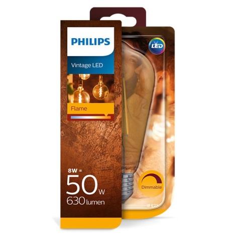 LED Hämardatav pirn Philips E27/7W/230V 2000K