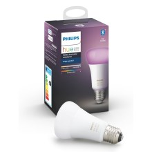 LED Hämardatav pirn Philips HUE WHITE AND COLOR AMBIANCE E27/9W/230V 2000-6500K