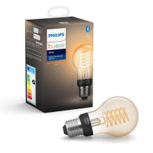 LED Hämardatav pirn Philips HUE WHITE FILAMENT A60 E27/7W/230V 2100K