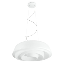 Linea Light 7657 - Nööriga lühter ROSE 3xE27/46W/230V