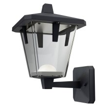 Osram - LED välis-Seinavalgusti ENDURA LED/10W/230V must IP44
