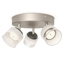 Philips 53333/17/16 - LED kohtvalgusti FREMONT 3x LED/4W/230V