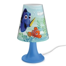 Philips 71795/90/16 - LED laste laualamp DISNEY DORY LED / 2,3W / 230V